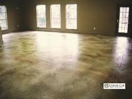 Tile On Concrete Basement Floor by 235 Best Stained Concrete And Creative Tiling Images On Pinterest