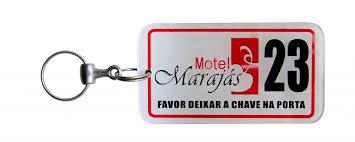 Excepcional Chaveiro Acrílico Hotel - MR Sul Minas | Brindes, Canetas, Canecas  &VS74