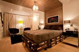 chambre palette impressionnant chambre en bois de palette design int rieur and