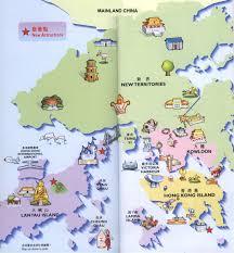 Guilin China Map by Hong Kong Tour Maps Useful Maps For Travel In Hong Kong