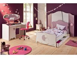 chambre fille lit 90x190 cm elisa vente de lit enfant conforama