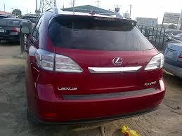 price of lexus rx 350 nairaland lexus rx 350 autos nigeria