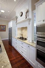 french provincial galley kitchen completehome