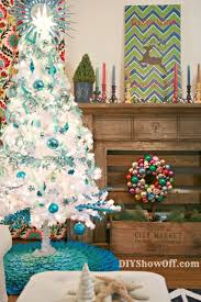 Off White Christmas Decorations by Best 25 Eclectic Christmas Tree Skirts Ideas On Pinterest
