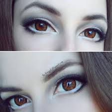 mice phan big anime eyes makeup tutorial