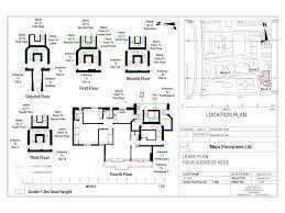 land registry compliant lease plans mays floorplans