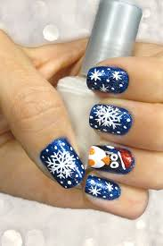 picture 2 of 5 christmas nail design latest ideas 2016 photo
