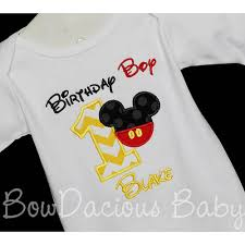 mickey mouse birthday shirt mickey mouse birthday onesie