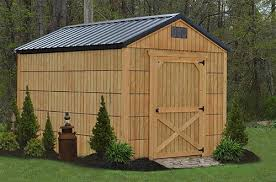 shed styles treated wood sheds liberty storage solutions