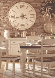 Shabby Chic Dining Room Table by Shabby Chic U0027s Faded Elegance Ashley Furniture Homestore
