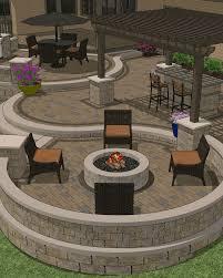 Concrete Patio Designs Layouts My Patio Design Calladoc Us