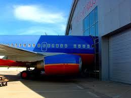 Southwest Airlines Interior Stewardess Bill Chance