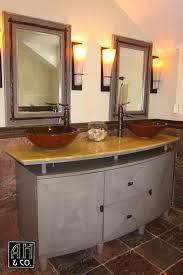 Refinish Vanity Cabinet Cabinetry U2014 Ah U0026 Co Decorative Artisans