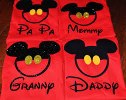 disney family shirts disney family matching shirts custom