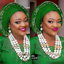 african make and asooke hair styles green aso oke aso oke pinterest aso african beads and
