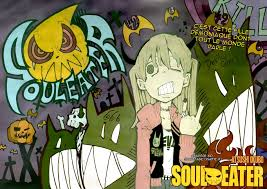 animie halloween background soul eater