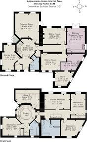 Floor Plan Downton Abbey 4 Bedroom Detached House For Sale In Bampton Oxfordshire Ox18 Ox18