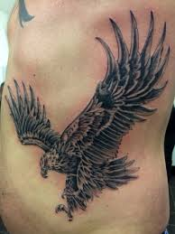 tattoo eagle tumblr eagle tattoo on ribs tattoomagz