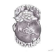 money over everything u0027 by heteroclite360 on deviantart