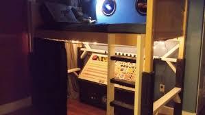 spaceship bedroom diy spaceship bedroom is young geek s dream geek com