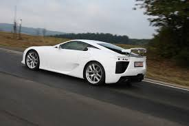 lexus supercar lfa you can still buy a brand new never driven lexus lfa autoguide