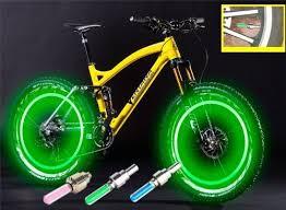 Light Bicycle Neon Bike Light Kit