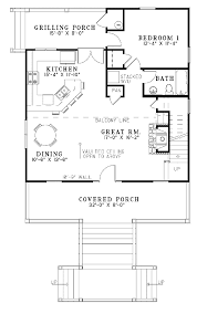 mediterranean style house plan 2 beds 2 baths 1400 sq ft plan