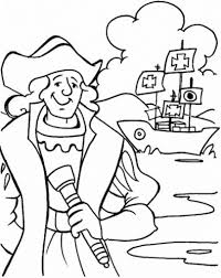columbus day coloring pages family holiday guide to family