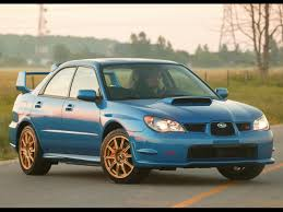 subaru 2005 why does the 2005 subaru impreza have the wrong front clip