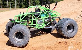 rc monster trucks grave digger pro line puts the u201cdigger u201d in axial racings smt10 grave digger