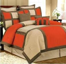 Orange Bed Sets Orange Duvet Covers Orange Duvet Covers Burnt Orange Bedding And