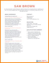 100 resume sample of administrative assistant curriculum