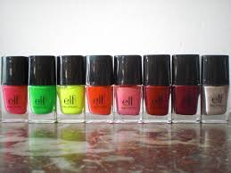 nail polish collection part 4 diamond cosmetics e l f u0026 random