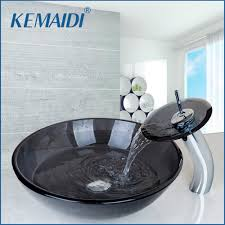 Glass Vessel Sinks Compare Prices On Glass Vessel Sink Vanity Online Shopping Buy
