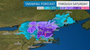 Snow Forecast Map Weather Center Pure Situation Room
