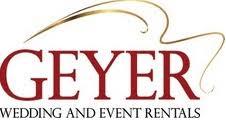 wedding event rentals central mn s rental headquarters geyer wedding and event rentals
