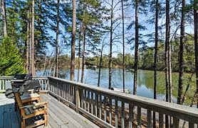 lake adger mill spring nc lakefront cabin for sale