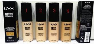 Make Up Nyx cheap new makeup nyx hd studio photogenic foundation 36g nyx makeup