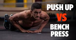 Bench Press For Beginners Are Weighted Push Up As Effective As Bench Press For Beginners To