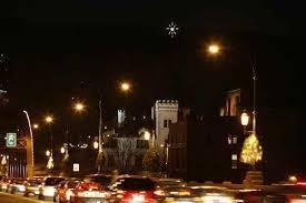 bethlehem pennsylvania christmas lights bethlehem s star shines on christmas city usa not far by car
