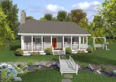 one bedroom 1 5 bath cabin with wrap around porch and screened