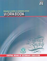 english course communicative work book interact in english