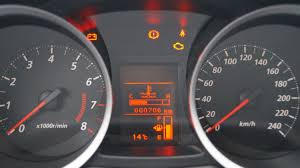 mitsubishi lancer multi information display youtube