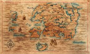 Solstheim Map Western Hemisphere Of Nirn Revisited By Cakinsey1991 On Deviantart