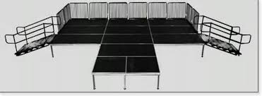 table rentals nj stage supplies nj staging rentals nj stage rental nj stage