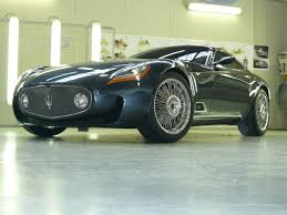 maserati concept cars super exotic and concept cars maserati carrozzeria concept