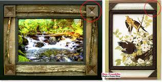 custom frames and mouldings ben franklin crafts and frame shop