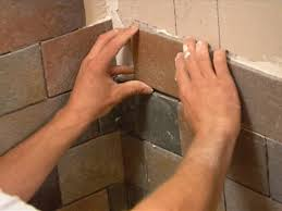 how to tile a power shower how tos diy