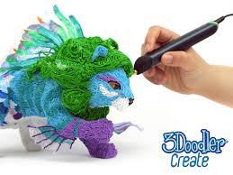 3doodler plastic plastic fantastic coolstuff let your creative juices flow with a cool 3d printing pen lift