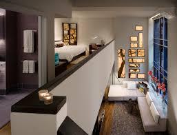 standing ovation design luxury hotel room